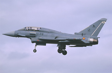 Eurofighter - Spanish air force