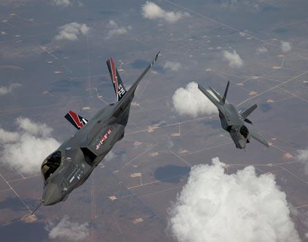 F-35, ©Lockheed Martin
