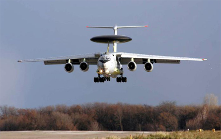 Il-76 AEW - Indian air force