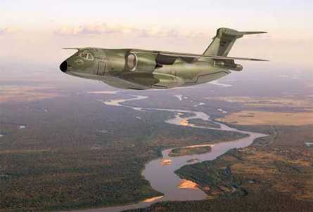 KC-390 jungle - Embraer
