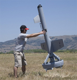 V-Bat UAV - MLB
