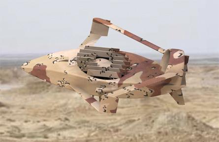V-Star UAV - Frontline Aerospace