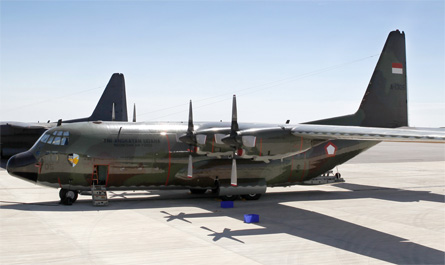 C-130H Indonesia - Australian DoD