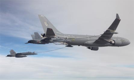 RAAF A330 side - Airbus Military