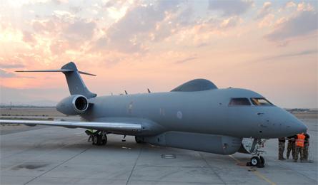 Sentinel R1 - RAF