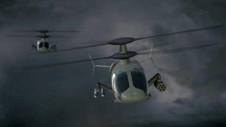 Sikorsky S-97 Full