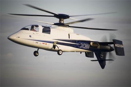 Sikorsky X2 - Stephen Trimble