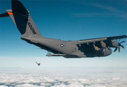 A400M paratroop - Airbus Military