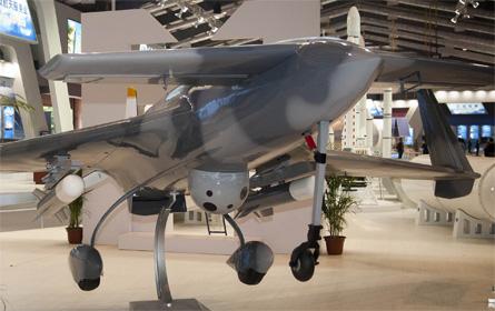 CH-3 UAV - Billypix