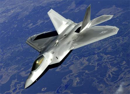 F-22 Alaska - USAF