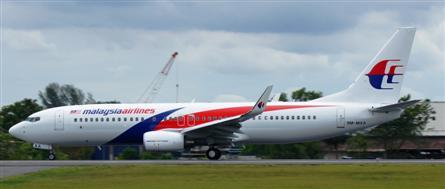 MAS 737-800