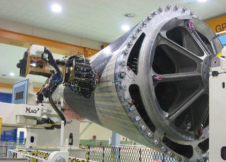 A350 barrel