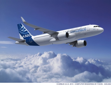 airbus A320neo large
