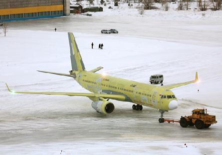 Tu-204SM