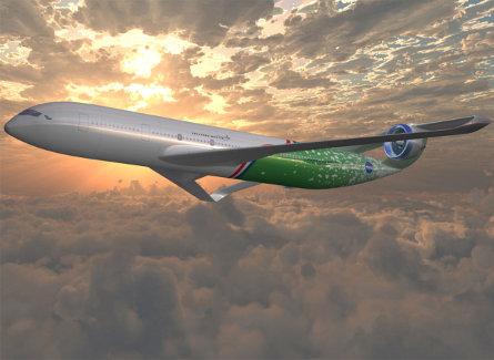 Lockheed box wing 445