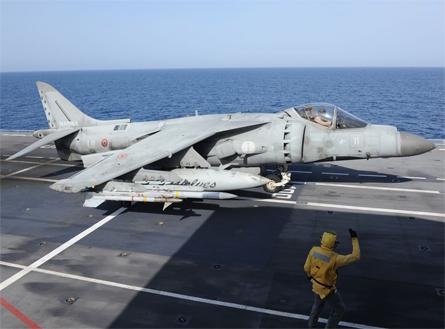 AV-8B - Italian navy