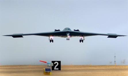 B-2 Whiteman - USAF