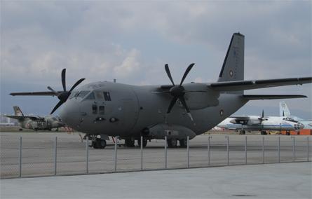C-27J Bulgaria - Alenia Aeronautica