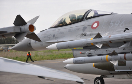 Danish F-16 - RDAF