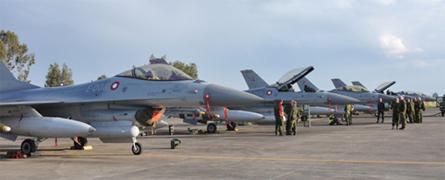 Danish F-16s - RDAF