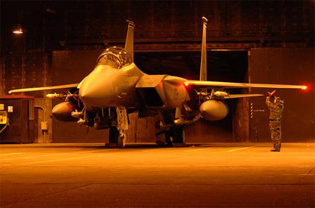 F-15E - USAF