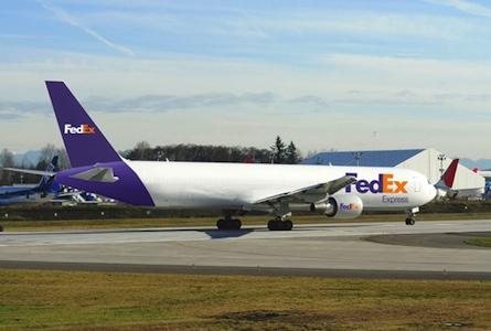 FedEx 767-400ERF