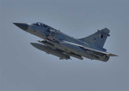 Mirage 2000-5 Qatar - US Navy