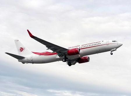 Air Algerie 737