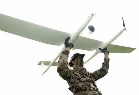 DRAC UAV - DGA
