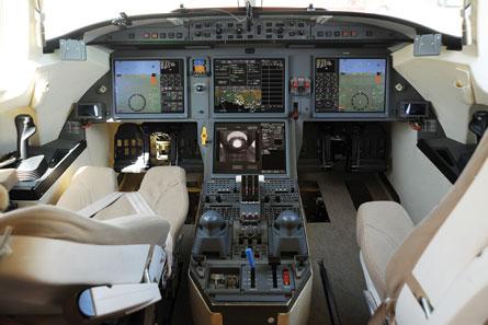 FIN P30 Cockpit (c)Dassault-Aviation