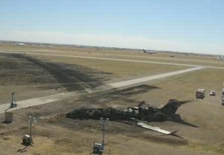 Gulfstream crash