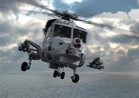 Lynx Wildcat LMM - AgustaWestland