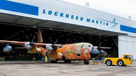 MC130J 445 roll out credit Lockheed