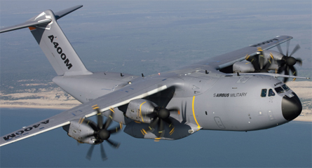 A400M coast - Airbus Military