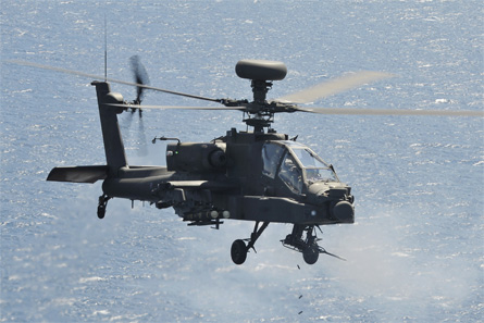 Apache cannon - Royal Navy