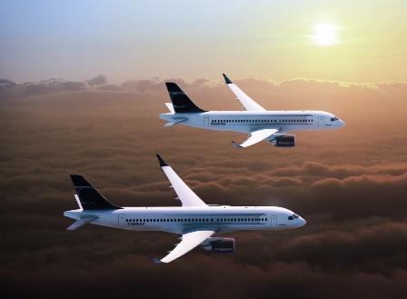Bombardier CSeries family
