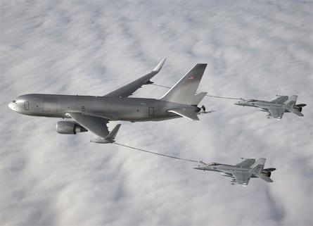 KC-46A Hornets - Boeing