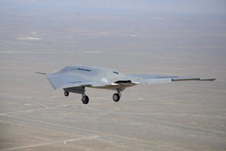 Phantom Ray 445