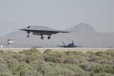 Phantom Ray flight 445