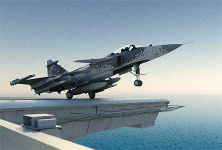 Sea Gripen - Saab