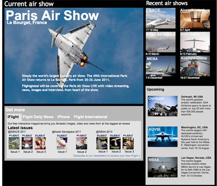 Air shows screen grab