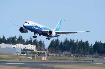 Boeing 787 ZA002 - Flightblogger