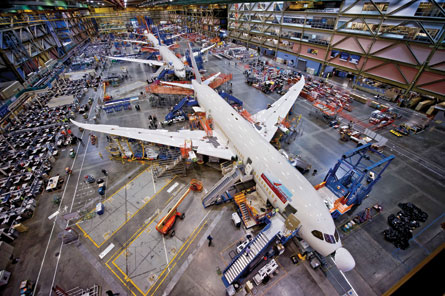 Boeing Dreamliner - Boeing