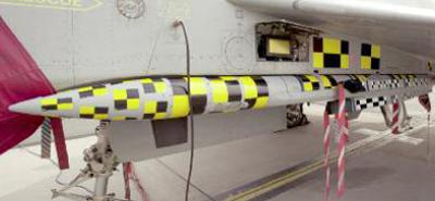 Meteor on Typhoon - Eurofighter