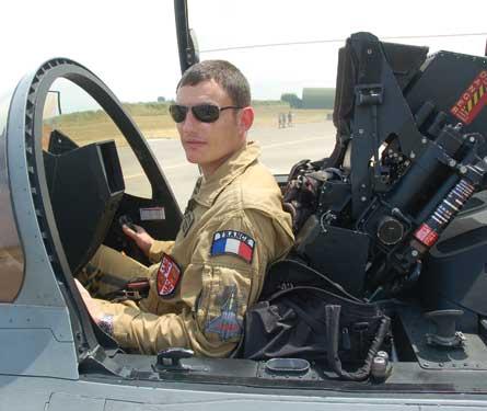 Rafale pilot - Craig-Hoyle-Flightglobal