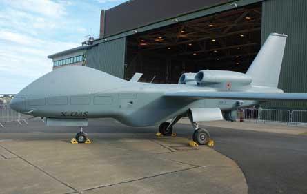 X-UAS - Craig Hoyle/Flightglobal