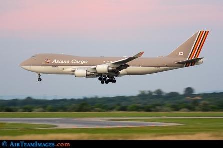Asiana 747-400F (crashed)