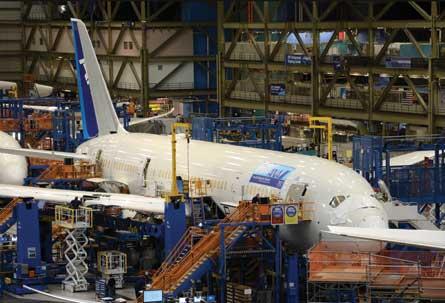 Boeing 787 (c) JonOstrower