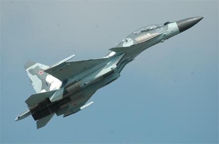 Su-30MK - Vladimir Karnozov
