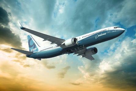 737 Max airborne